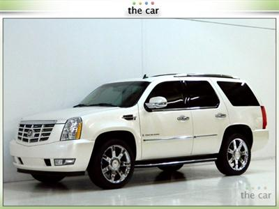 2007 Cadillac Escalade AWD NAV DVD