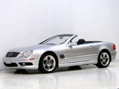 2004 Mercedes-Benz SL-Class SL500
