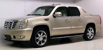 2007 Cadillac Escalade EXT AWD