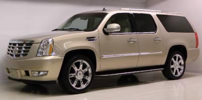 2008 Cadillac Escalade ESV AWD ULTRA LUXURY