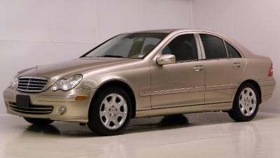 2005 Mercedes-Benz C-Class C240 4MATIC