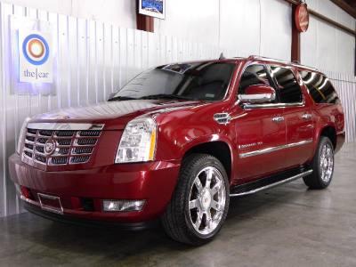 2009 Cadillac Escalade ESV AWD Ultra Luxury