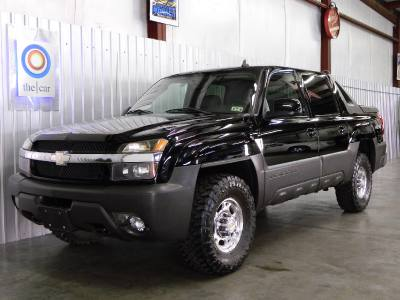 2006 Chevrolet Avalanche 2500 LT 4WD