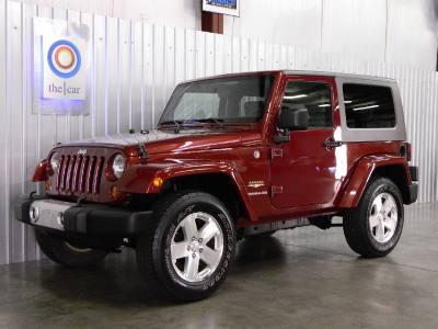 2008 Jeep Wrangler Sahara 4WD