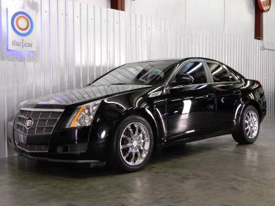 2009 Cadillac CTS Luxury Collection