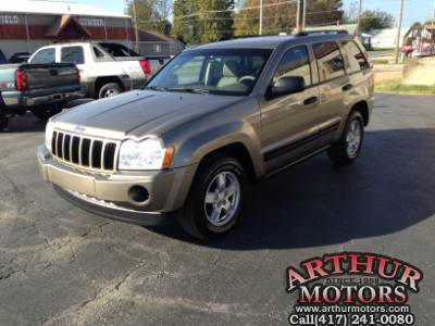 2006 Jeep Grand Cherokee Laredo AWD