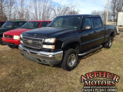 2005 chevy 2500 crew LS 4x4 2500 HD