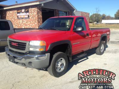 2003 GMC Sierra 2500HD Work Truck