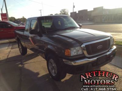 2004 Ford Ranger XL Fleet