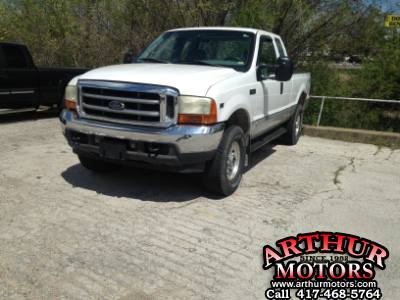 2001 Ford Super Duty F-250 XL