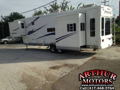 2004 holiday rambler presidental 36 SKT
