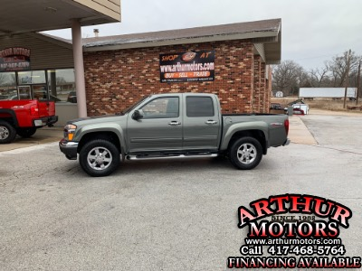 2010 GMC Canyon SLT Crew Z71 Off Road
