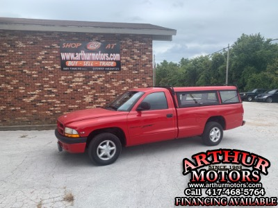 1998 Dodge Dakota SLT