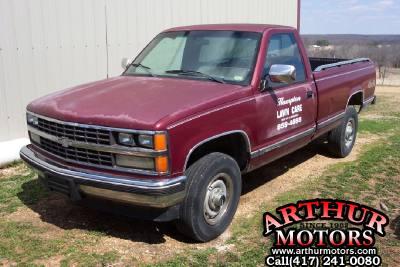 1989 Chevrolet 3/4 Ton 4x4