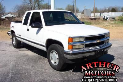 1998 Chevrolet C/K 1500 4x4 Ext Cab