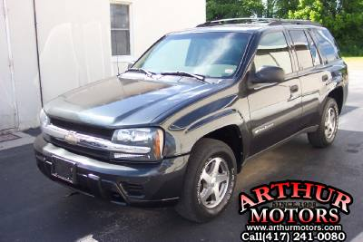 2004 Chevrolet Trailblazer 4x4