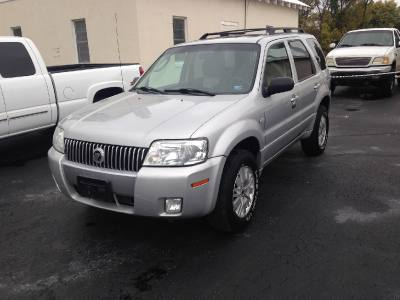 2006 Mercury Mariner AWD