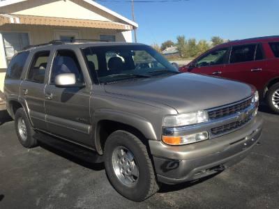 2001 Chevrolet Tahoe 4x4