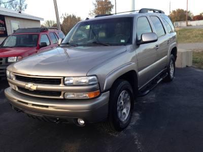 2003 Chevrolet Tahoe 4x4
