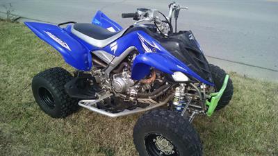 2009 Yamaha YFM700R