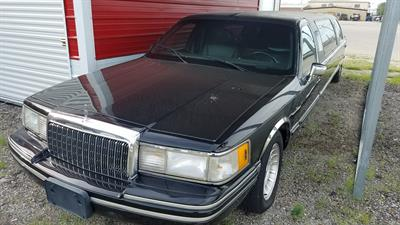 1994 Lincoln Town Car Executive