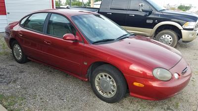 1998 Ford Taurus SE Comfort
