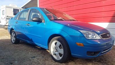 2007 Ford Focus S