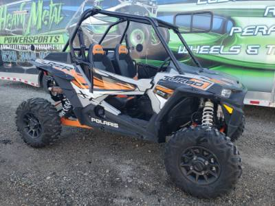 2018 Polaris RZR TURBO