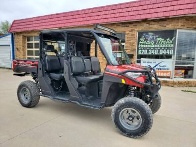 2019 Polaris RANGER XP1000 CREW