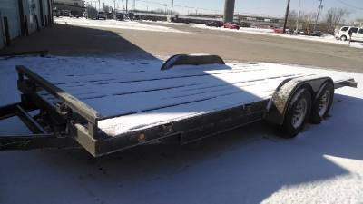 2014 LOAD & GO TILT TRAILER