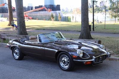 1972 Jaguar XKE V12