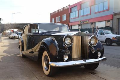 1956 Rolls-Royce Silver Wraith