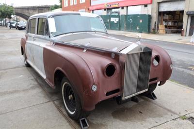 1962 Rolls-Royce Phantom V LHD