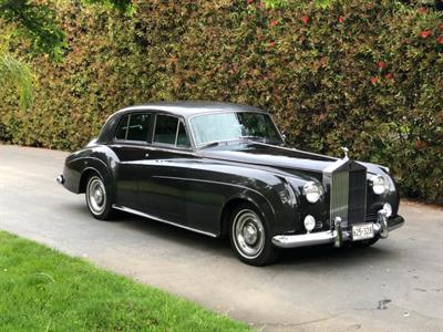 1962 Rolls-Royce Cloud II LHD