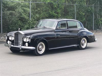 1965 Rolls-Royce Silver Cloud III Left Hand Drive