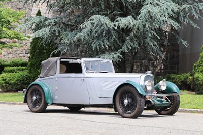 1936 Aston Martin MK II DHC