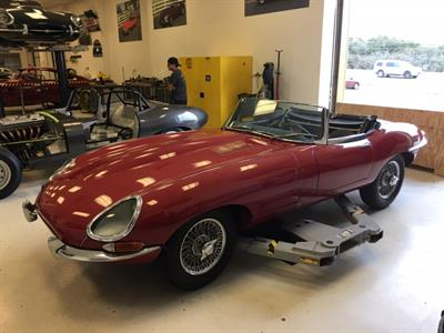 1962 Jaguar XKE Series I