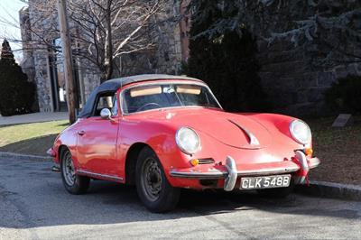 1959 Porsche 356B