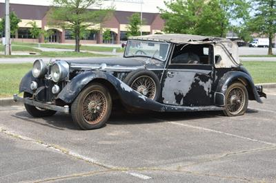 1936 Alvis Speed 20 SD