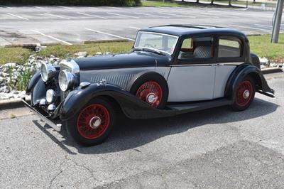 1936 Bentley Derby