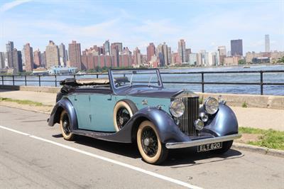1937 Rolls Royce 25/30