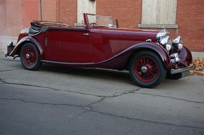 1935 Bentley 3 1/2 Litre