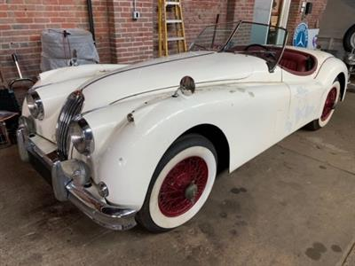 1956 Jaguar XK140MC