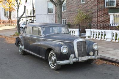1956 Mercedes-Benz 300C