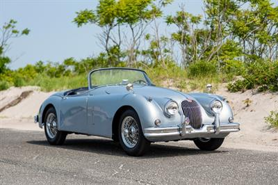 1958 Jaguar XK150S