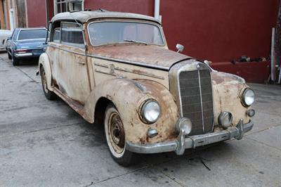 1951 Mercedes-Benz 220B