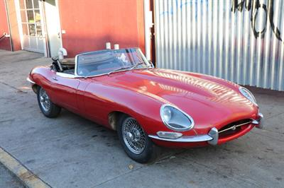 1967 Jaguar XKE  Series I