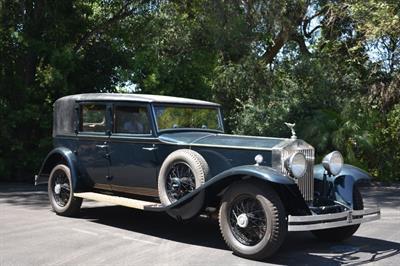 1931 Rolls-Royce Phantom Il Huntington