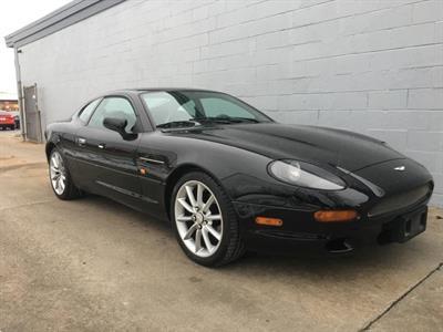 1998 Aston Martin DB7 Coupe
