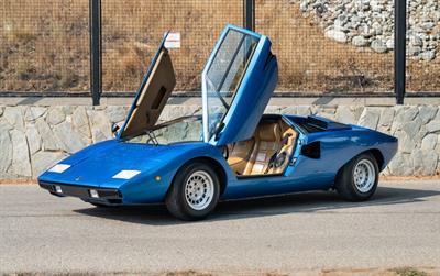 1975 Lamborghini LP400